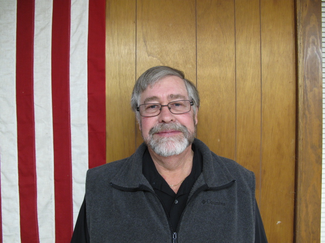 Township Trustee Dale Sipe